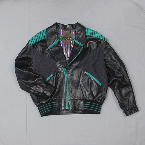 80~90's ROBER LEATHER