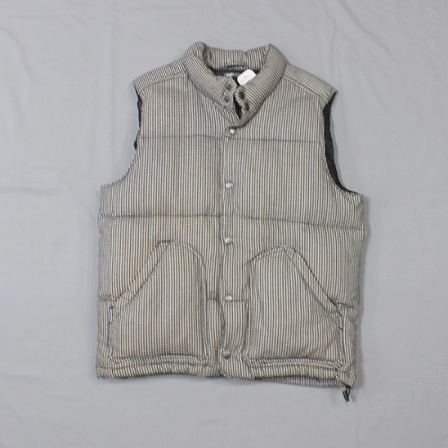RHYTHM OF LIFE BY UNITED ARROWS down vest