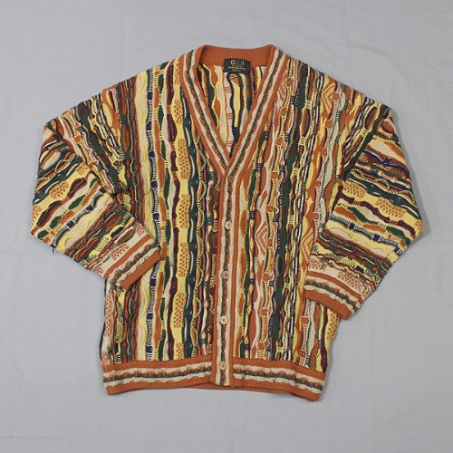 VTG cable cardigan