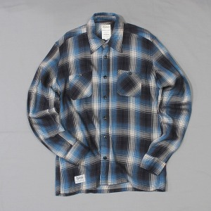 LEGENDA  PRODUCT check shirt