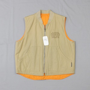 PERSON'S FOR MEN vest (reversible)